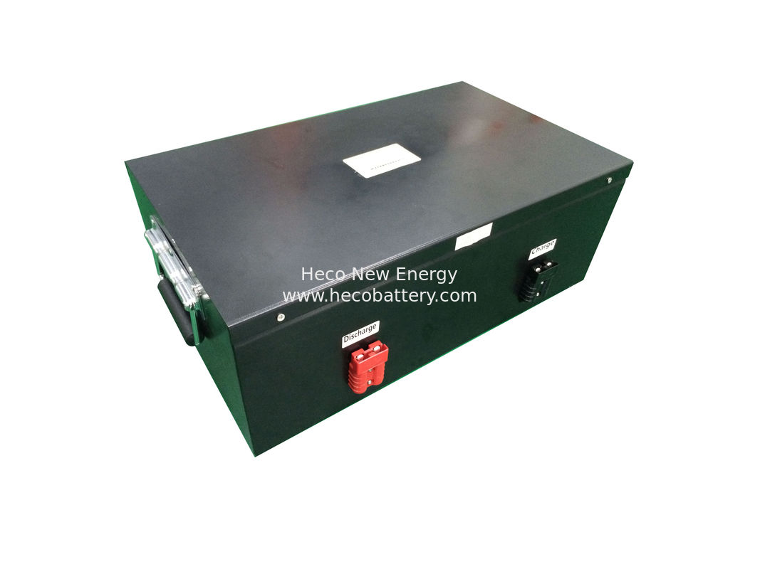 72 Volt 40Ah LiFePO4 Power Battery , Safe & Light In Weight For Electric Car supplier