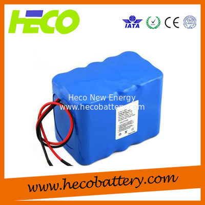 Customized 15V 20AH Lithium Battery Module, Battery Size 130*115*155mm