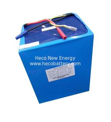 China 24V Lithium Ion Phophate Battery Pack , 40AH Rated Capacity With 1500+ Cycle Life factory