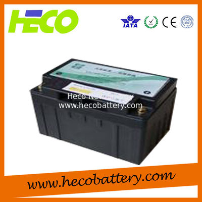 China 60V120AH Energy Storage Car Battery With BMS System , Customized Size factory