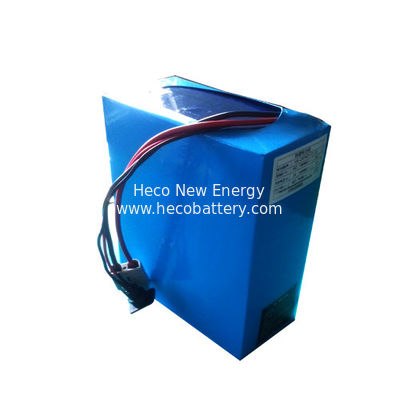 China 12V 30Ah Reachargable LiFePO4 Lithium Battery Pack , Solar Street Light Power Battery factory