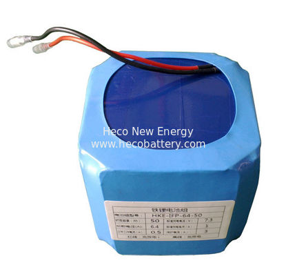 China High Energy Density Modular LiFePO4 Battery For Navigation Lights factory