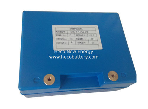 China Lithium Battery Module 36V 8Ah For Energy Storage / Back-Up Power factory
