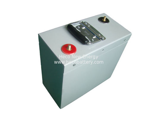 China 48V LiFePO4 Battery Pack , Wind Energy System Lithium-Ion Battery factory