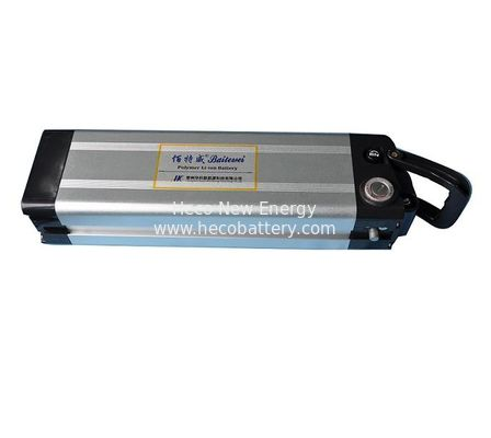 China Bike 10Ah 36V LiFePO4 Battery Pack With High Rate Discharge factory
