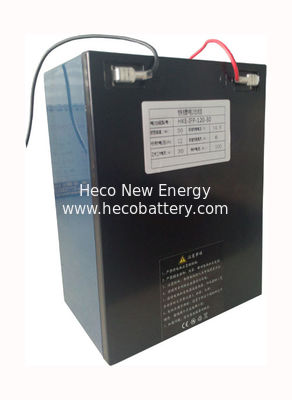 China 12V 30Ah Energy Storage Lithium Ion Battery For Emergency Light factory