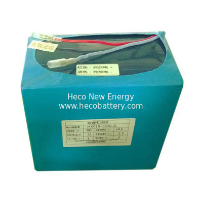 China 12V LiFePO4 Lithium Battery Module , 40Ah Electric Scooter Battery factory