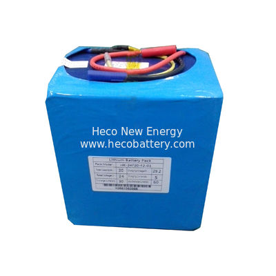 24V 20Ah Electric Scooter Lithium Battery With Long Cycle Life
