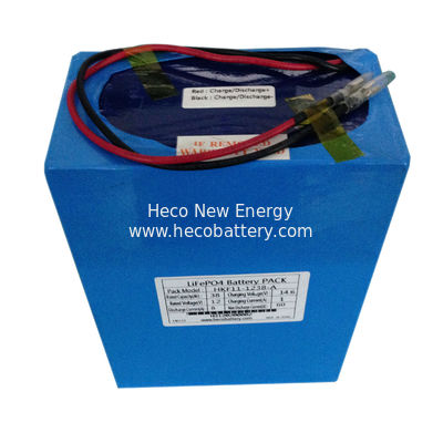 24V 38AH Lithium Battery Module For Low Power Instrument With Soft-pack LiFePO4 Cells