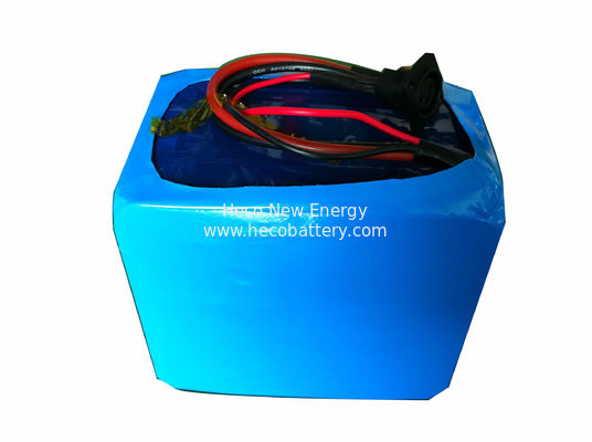 China High Energy Density 48V LiFePO4 Battery Pack with 10Ah Capacity for Electric Scooter factory