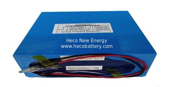 China 40AH Solar Lithium Batteries , 12V LiFePO4 Battery Pack For Street Light factory