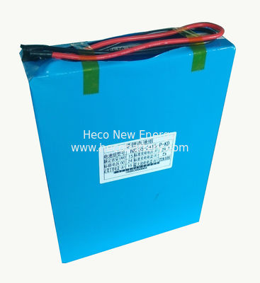 24V 15Ah Rechargeable Wheelchair Power Battery , Compact Size and Long Cycle Life