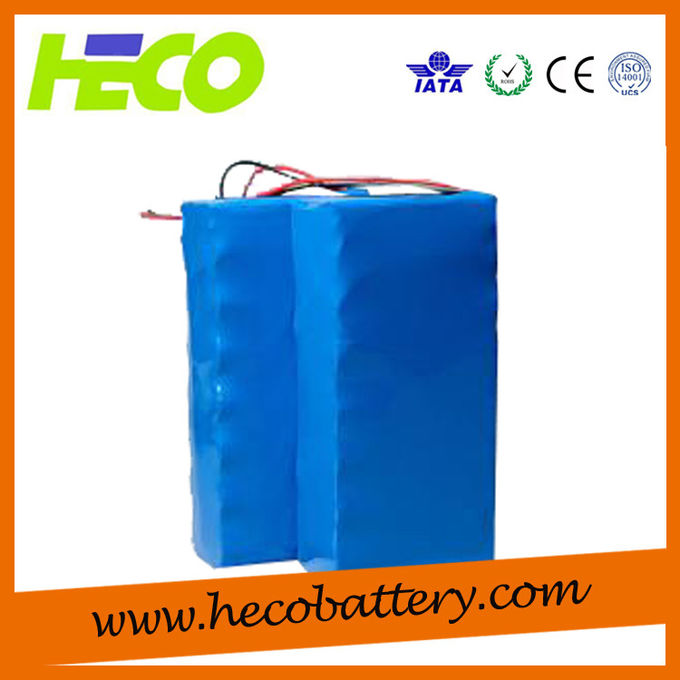Heco 12V 30AH Polymer LiFePO4 Battery 4S 3P Weight 3.2KG , 1200 Times Cycle life